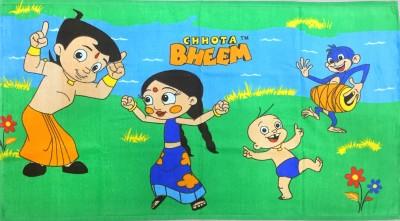 Chhota Bheem Cotton Bath Towel