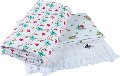 Sathiyas Cotton Bath Towel
