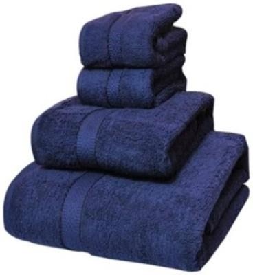Earthrosystem Cotton Set of Towels, Bath Towel, Hand Towel