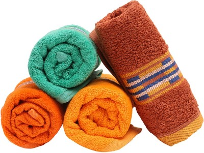 Homeshopeez Cotton Hand Towel Set