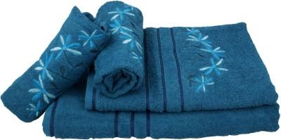 Sassoon Cotton Bath & Hand Towel Set