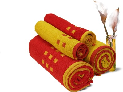 Spaces by Welspun Cotton Bath Towel Set