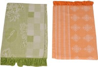 APR Brand Cotton Bath Towel Set(Pack of 2, Multicolor)