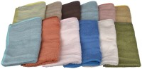 Cuddle Cotton Hand Towel(Pack of 12, Multicolor)