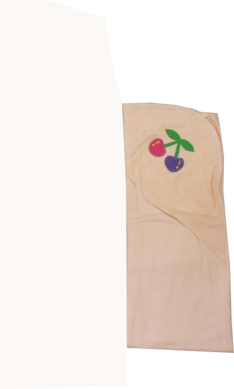 Kandy Floss Cotton Bath Towel(Peach)