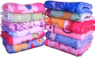 xy decor Cotton Bath, Hand & Face Towel Set