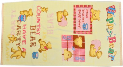 Little Charms Cotton Terry Baby Towel