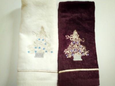Decormuse Cotton Hand Towel Set