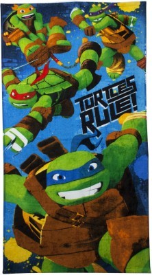 Ninja Turtle Cotton Bath Towel