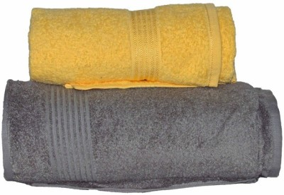 AZ Cotton Bath & Hand Towel Set