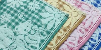 Kool Handkerchief Blended Hand & Face Towel Set