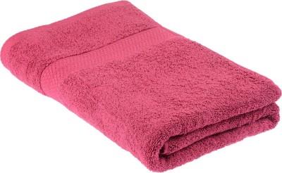 SimplyHome Cotton Terry Bath Towel