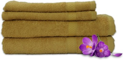 Welhome by Welspun Cotton Bath & Hand Towel Set