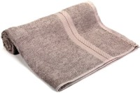Shopping Store Cotton Bath Towel(Pack of 2, Grey)