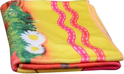AZAAN DECOR Blended Baby Towel