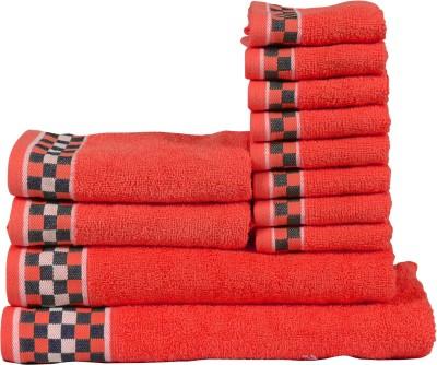 RR Textile House Cotton Bath Towel Set