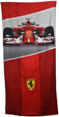 Ferrari Cotton Bath Towel