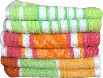 Fzyme Cotton Hand Towel Set