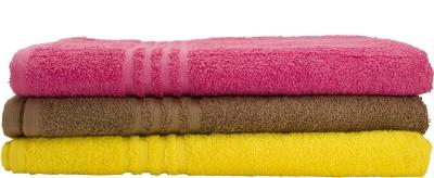 Feel Soft Cotton Bath Towel Set