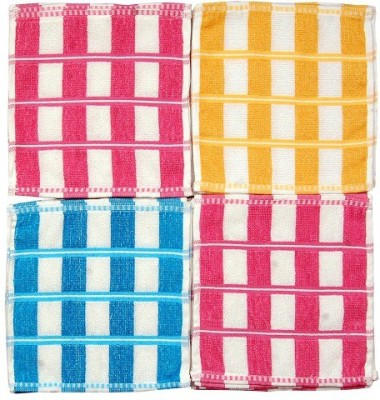 Shrikant Traders Cotton Hand Towel Set