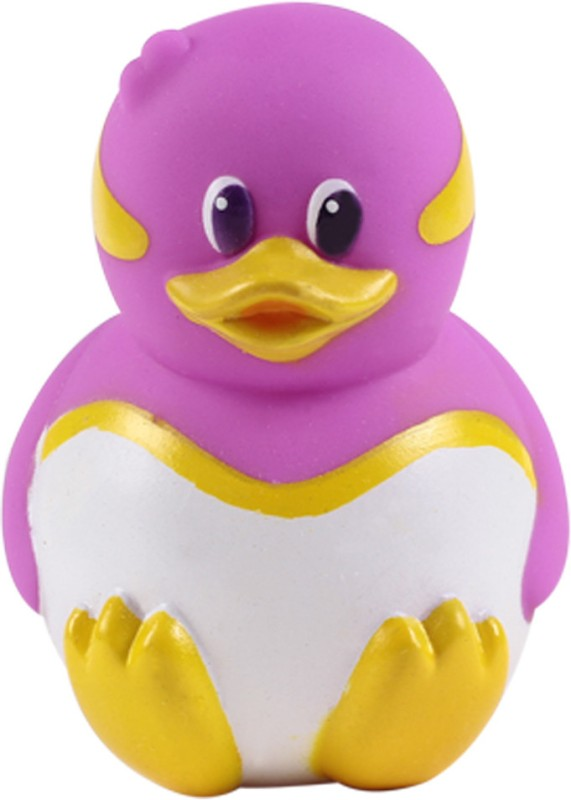 Mee Mee Penguin Floater Bath Toy(Multicolor)