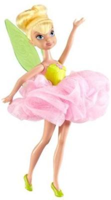 Disney Fairies Green Tink 2 Bath Fairy Bath Toy