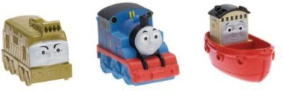 Fisher-Price Thomas The Train Bath Buddies Bath Toy