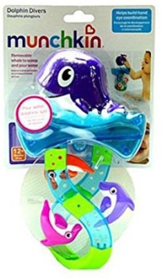 Munchkin Dolphon Divers Bath Toy