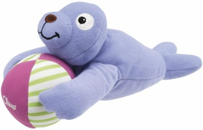 Chicco Vibrate and Swim Seal Bath Toy