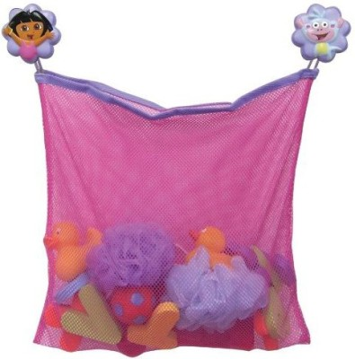 Ginsey Nickelodeon Dora the Explorer Bath Toy Organizer Bath Toy