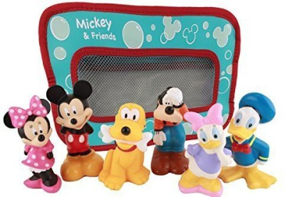 Disney Mickey Mouse and Friends Bath Toy