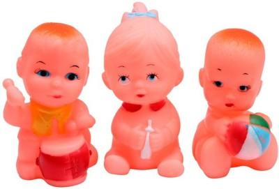 Kidzvilla Squeeze Play Boy2248 Toy Pack 3 Bath Toy