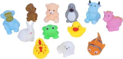 Baby World Non Toxic 12 pc Bath Toy