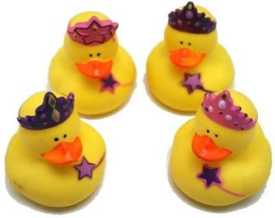 Fun Express Princess Rubber Duckie Bath Toy