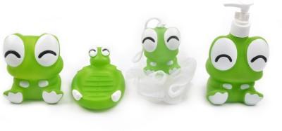 Konca KBathroom_set_frogW Bath Toy