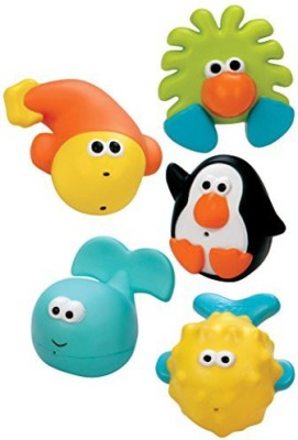 Sassy Pals Squirt and Float Bath Toy