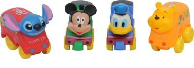 HAPPY KIDS Push Car Bath Toy