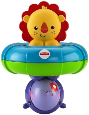 Fisher-Price Float Around Bath Friends Bath Toy