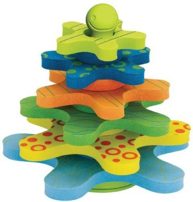 Skip Hop Starfish Stay Put Stacker Bath Toy Bath Toy
