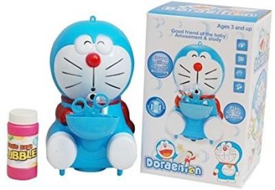 CP Bigbasket Doremon Bubble Musical Toy Bath Toy
