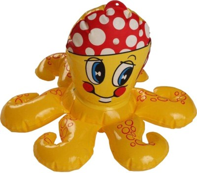 Fab5 Inflatable Octopus Bath Toy