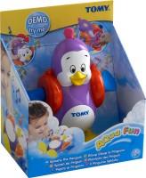 Tomy Splashy the Penguin Bath Toy(Multicolor)