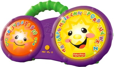 Fisher-Price Laugh and Learn Bathtime Bongos Bath Toy