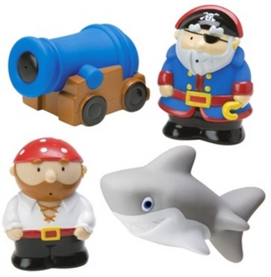 Alex Toys Pirate Squirters Bath Toy