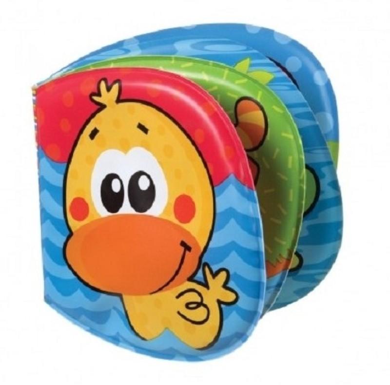 Playgro Garden Book Bath Toy(Multicolor)