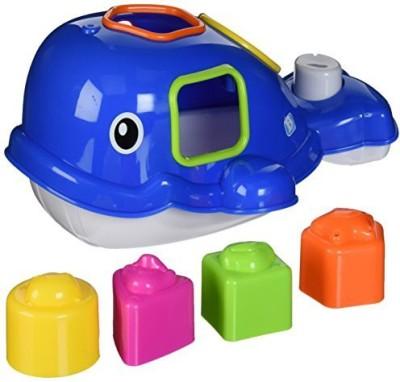 B Kids Orca The Whale Bathtub Toy Bath Toy