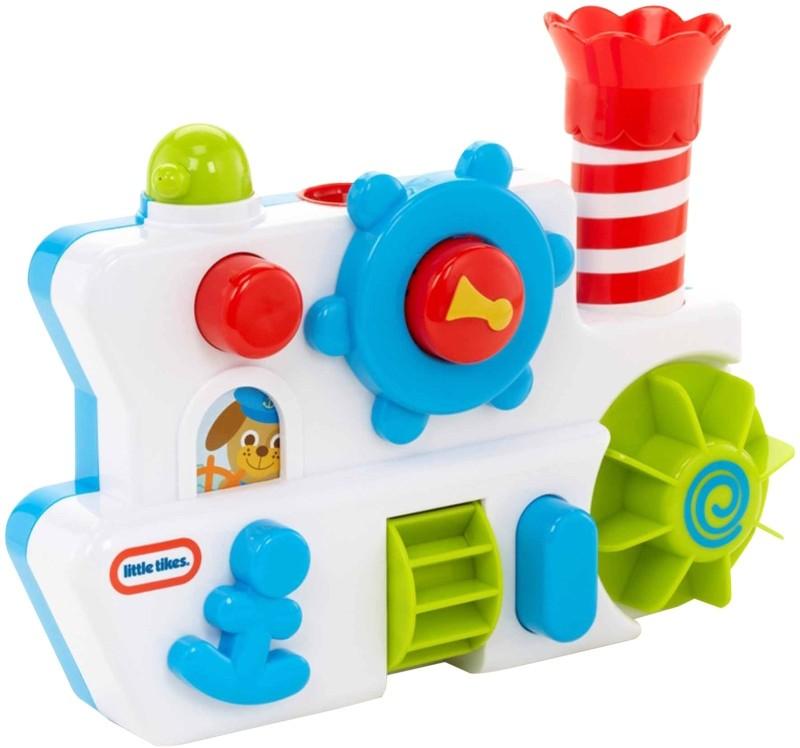 Little Tikes Playful Basics Bath Boat Play Bath Toy