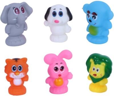 Baby World Multicolor Bath Toy