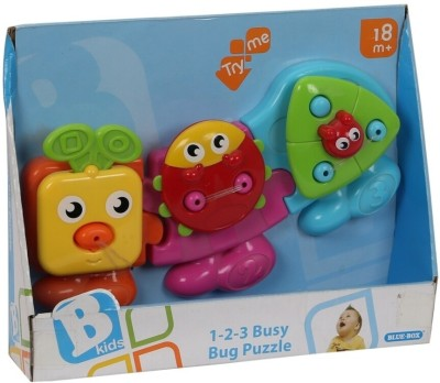 B Kids 1-2-3 Busy Bug Bath Toy