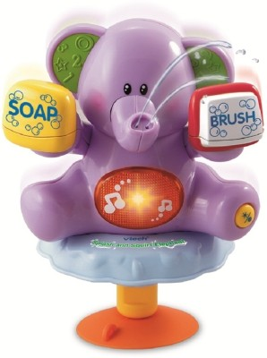 Vtech Splash and Squirt Elephant Bath Toy